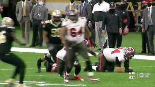 Leonard Fournette plays major role as Bucs beat Saints