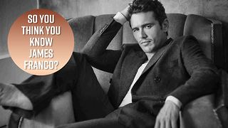 James Franco on loneliness, addiction and surf therapy - Video