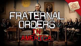 Stuff They Don't Want You to Know: Fraternal Orders in America - Video