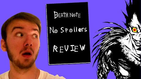 Death Note Spoiler Free Thew Review