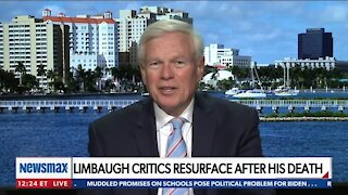 Left Bashes Limbaugh After His Death