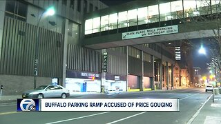 Parkers accuse ramp owner of price gouging