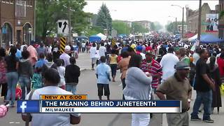 Juneteenth Festival returns for 47th year - Video