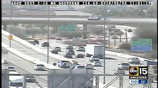 Roads reopening after multi-car crash in Gilbert - Video