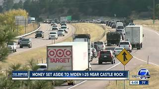 Colorado officials back plans to fund interstate widening - Video