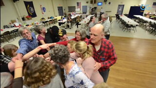 Vets Overcome PTSD With Country Dancing