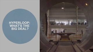 Wanna be kept in the hyperloop? - Video