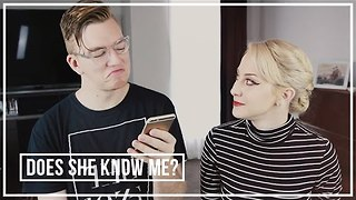 YouTuber Grumbles About His Broken Glasses - Video