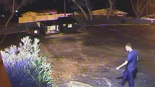 Pinellas County Sheriff's Office looking for suspect in church arson