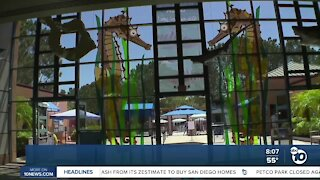 Birch Aquarium reopening Saturday
