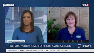 Getting your home ready for a hurricane