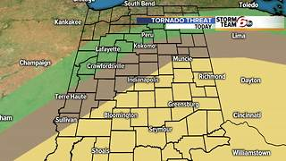 Tuesday Severe Storm Update