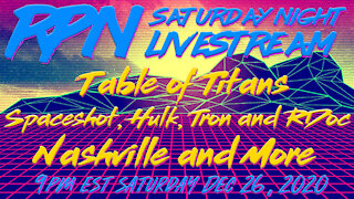 Table of Titans joins RP78 on Saturday Night Livestream