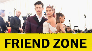 Shawn Mendes FRIEND ZONES Hailey Baldwin! - Video