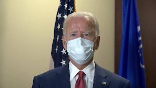 FULL INTERVIEW: 1-ON-1 with Charles Benson and Joe Biden