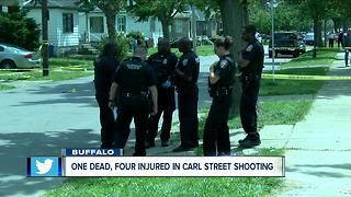 Carl Street Shooting - Video