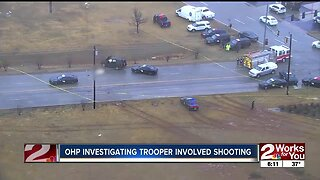 OHP investigating trooper involved shooting