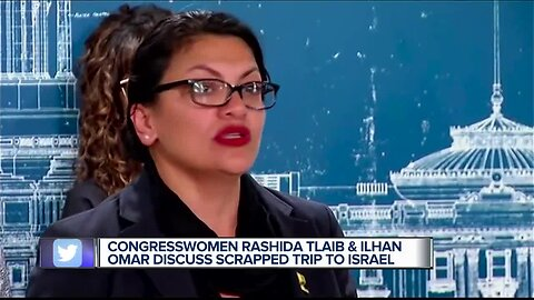 Rep. Rashida Tlaib, Rep. Ilhan Omar speak about Israel travel controversy