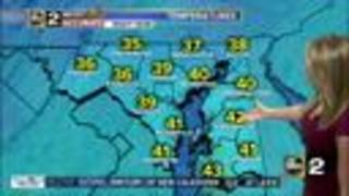 Maryland's Most Accurate Forecast - Chilly Monday - Video