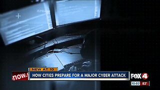 How cities prepare for a major cyber attack