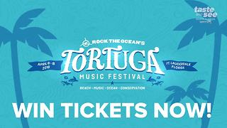 Win tickets to the Tortuga Music Festival - Video