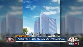 Land Clearance Redevelopment Authority to discuss financing of proposed downtown convention hotel - Video