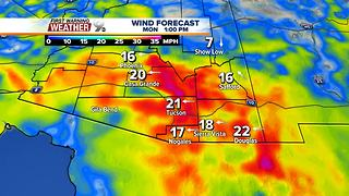 FORECAST: Lower 80s back in the forecast - Video