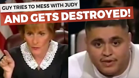 21-Year-Old Man With 10 Kids Claims He Slept With Judge Judy's Daughter