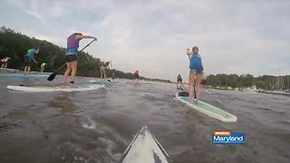 Mantra Fit Paddle Racing - Video