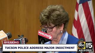 Pima County Attorney addresses charges in Isabel Celis, Maribel Gonzales murders - Video