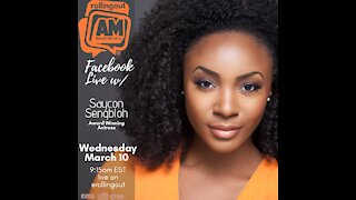 Award-Winning actress Saycon Sengbloh stops by AM Wake-Up Call