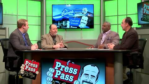 Press Pass All Stars: 02/18/2018