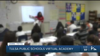 Tulsa Public Schools to launch virtual academy