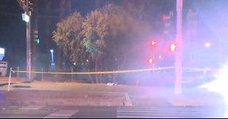 Pedestrian hit, killed on Boulder Highway