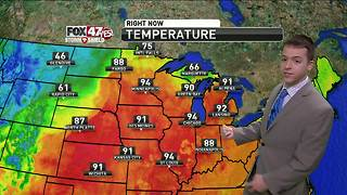 Dustin's Forecast 9-22 - Video