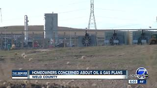 Weld County homeowners concerned about oil and gas plans - Video
