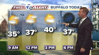 7 First Alert Forecast 11/27/17 - Video