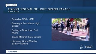 82nd Annual Edison Festival of Lights