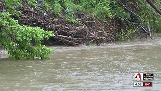 Officials in KC metro keep eye on river levels