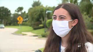 Martin County students head back to classroom amid pandemic