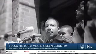 Tulsa history: MLK in Green Country