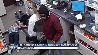 FBI offering $5,000 reward for information in Wauwatosa armed robbery