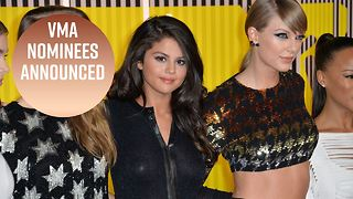The MTV Video Music Awards nominees by the numbers