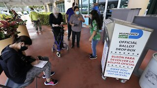 Federal Judge Denies Florida Voter Registration Extension