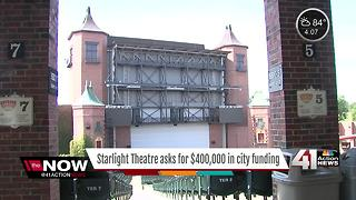 Starlight Theatre requests funding for repairs - Video