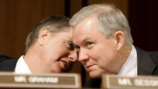 Lindsey Graham Says Attorney General Jeff Sessions Will Step Down