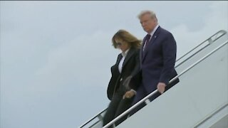 President Trump expected in Palm Beach late Wednesday morning