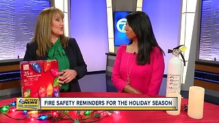 Fire Safety Reminders for the Holidays