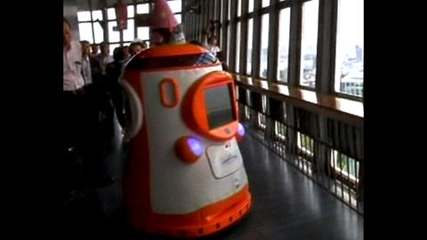 Robot Tour Guide