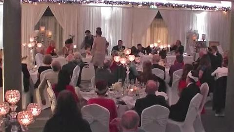 13-year-old has wedding guests in stitches after best man speech